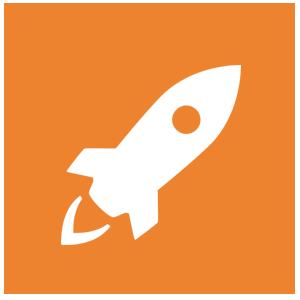 rocket-orange